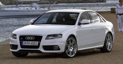 Audi A - Audi a4 coupe