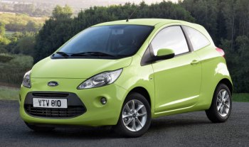 Calling It A Joint Venture May Be A Little Misleading In Fact Ford Ka Is A Repackaged Version Of Fiat