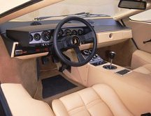 Uncompromising Character: Cramped Cabin And Poor Visibility. Lamborghini ...