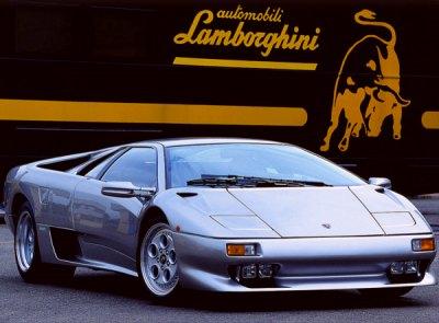 Chrysler Lamborghini >> Lamborghini Diablo