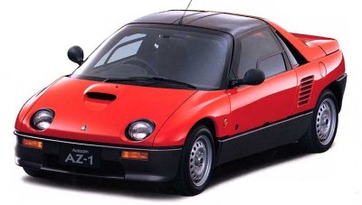 Japanese motoring enthusiasts called them ABC , which denotes Mazda AZ-1, Honda Beat and Suzuki