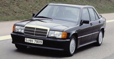 Mercedes 190e 2.3 16