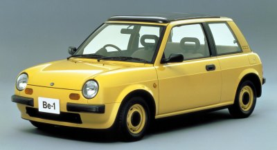 Whats Old Is New Again 1991 Nissan Figaro
