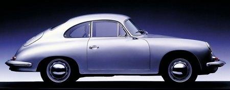 Porsche 356 on