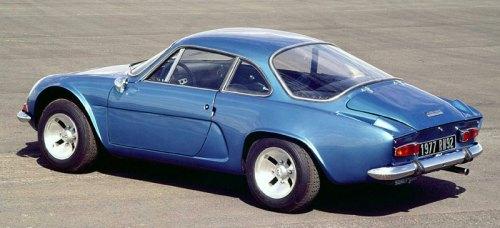 1962 renault alpine a110 - photo #14