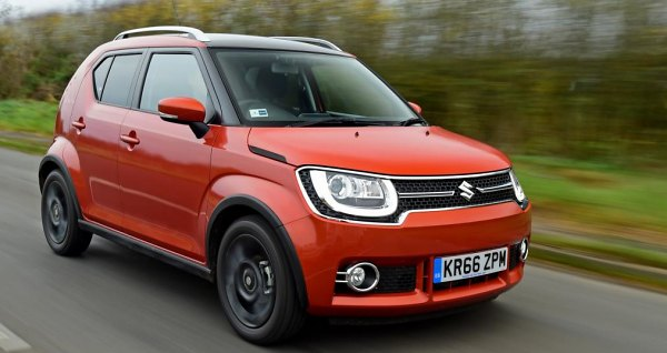 If You Wonder Why I Am Writing About A Sub Compact SUV Read My Review Of Suzuki Hustler The Same Rationale Applies To Ignis While It Looks Like An