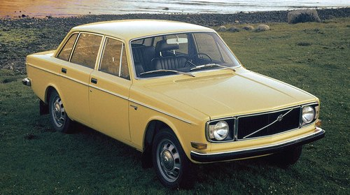 Volvo 140/240 series