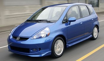 toyota fit 2009
