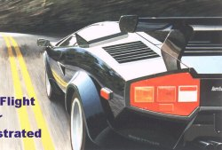 Lamborghini Countach The Supercar Legend