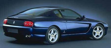 When This Ferrari 2 Grand Tourer Launched In 1992 It Caused Quite A Sensation To Me No Other 4 Seater Had Ever Been So Beautiful