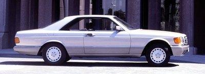 Mercedes 500SEC / 560SEC