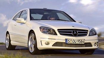 Mercedes-Benz C-class Sports Coupe / CLC-class (CL203)