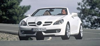 Mercedes-Benz SLK-class (R171)