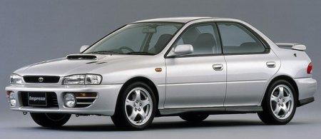 Subaru Impreza Wrx Series
