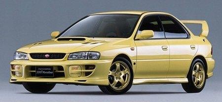 Wrx 0 60 >> Subaru Impreza WRX series