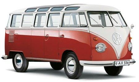 Volkswagen Type 2 / Transporter / Kombi / Microbus