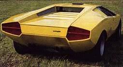 Lamborghini Countach The Supercar Legend