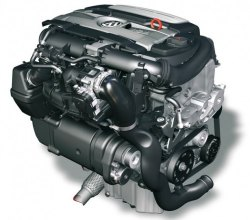 It Has A Roots Supercharger And Turbocharger Connected In Series The Can Be Byped Through An Alternative Path Or Disengaged Completely